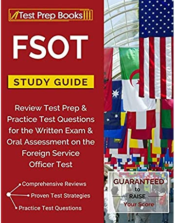 8fa104412de FSOT Study Guide Review  Test Prep   Practice Test Questions for the  Written Exam