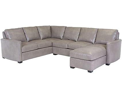 Ierapetra Leather Corner Sofa: Amazon.co.uk: Kitchen & Home