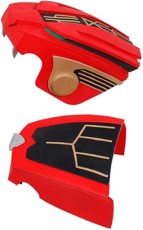 Hyakujuu Sentai Gaoranger Cosplay Prop Gao Red Kakeru Shishi Glove Hobbies Amazon Canada