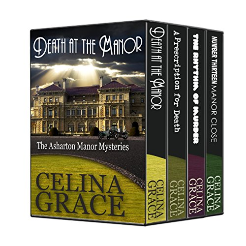 Countryside Boxes (The Asharton Manor Mysteries Boxed Set (Books 1 - 4))