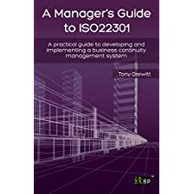 Manager's Guide To ISO 22301