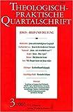 Theologisch Praktische Quartalschrift