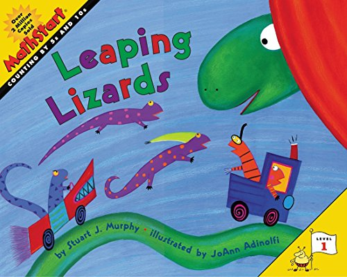 Leaping Lizards <br> Counting
