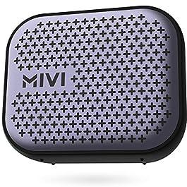 Mivi Roam 2 5 Watt Wireless Bluetooth Portable Speaker (Black)