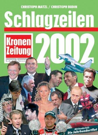 Schlagzeilen 2002