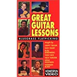 Great Guitar Lessons Bluegrass Flatpicking