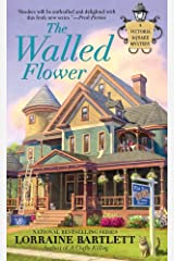 The Walled Flower (Victoria Square Mystery Book 2) Kindle Edition