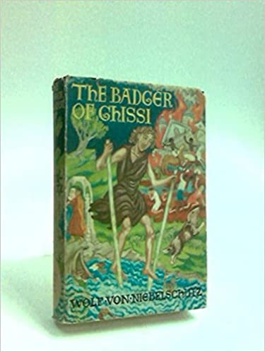 Book THE BADGER OF GHISSI