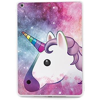 Amazon Com Inspired Cases Space Unicorn Emoji Case For