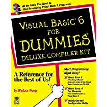 Visual Basic6 For Dummies Deluxe Compiler Kit