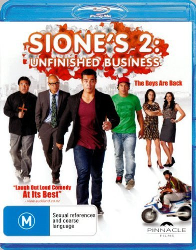 Sione's 2: Unfinished Business (2012) ( Sione's Two: Unfinished Business ) [ NON-USA FORMAT, Blu-Ray, Reg.B Import - Australia ]