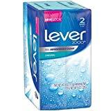 Lever 2000 Perfectly Fresh Bar Soap 2 ct (Pack of 24)