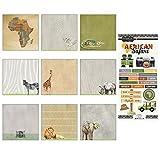 Scrapbook Customs Safari Kit