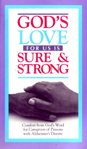 God's Love for Us is Sure & Strong pdf epub