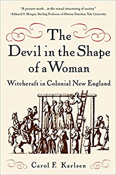 I'm writing a research paper on witchcraft in england (17th century)?