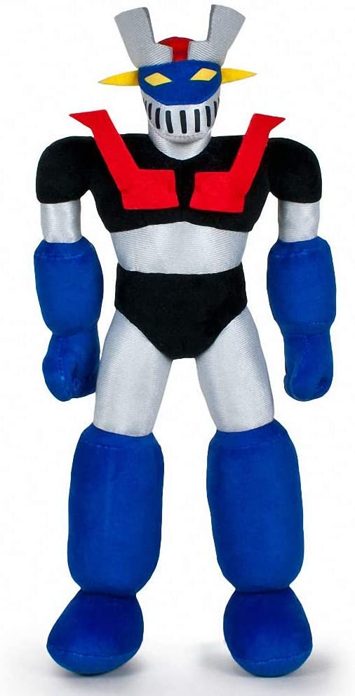 Play by Play Figura Peluche DE Robot Mazinger Z 56 CM: Amazon.es: Juguetes y juegos