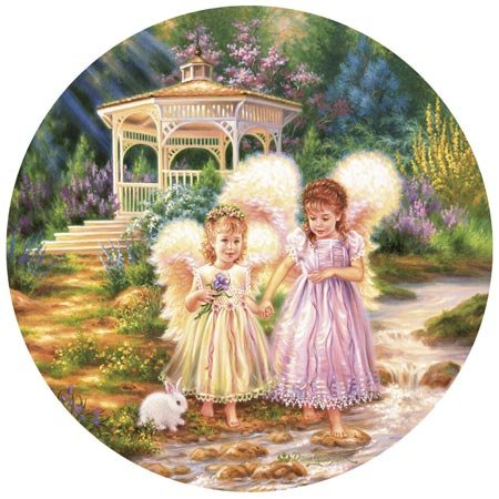 Sister Angels Jigsaw Puzzle 500pc
