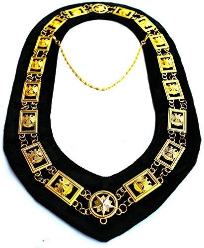 Masonic Collar 32 32ND...