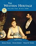 The Western Heritage since 1648 9780131828612