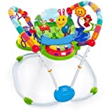 Baby Einstein Neighborhood Friends Activity Jumper Special Edition and Seat Rotates 360 Degrees to Give Baby Full Access to Toys