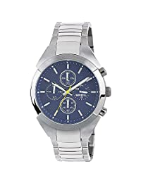 BREIL Watch Gap Male Chronograph Blue Stainless steel - TW1471