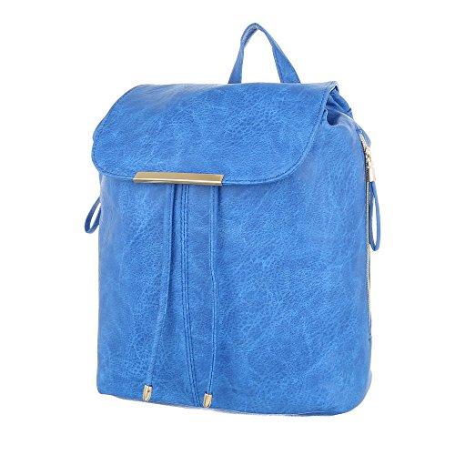 Taschen Schultertasche Modell Nr.2 Blau