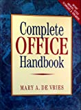 img - for Complete Office Handbook: Borders Press Edition book / textbook / text book