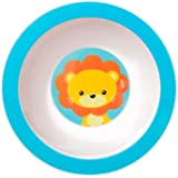Pratinho Bowl Animal Fun Leão, Buba, Colorido