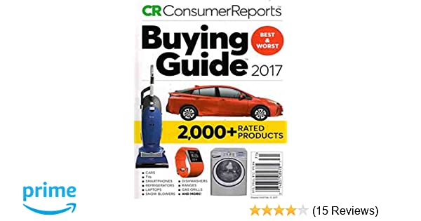 amazon com consumer reports buying guide 2017 the editor s of rh amazon com Juicers Consumer Reports Car Buying Guide 2014