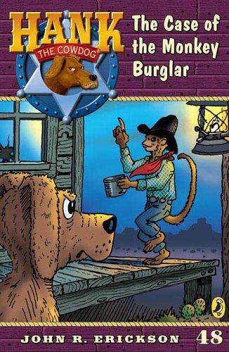 Download The Case of the Monkey Burglar #48 (Hank the Cowdog) pdf epub