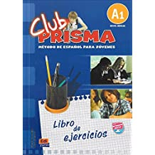 Amazon ana romero books biography blog audiobooks kindle club prisma nivel a1 club prisma level a1 metodo de espanol para jovenes libro de ejercicios spanish method for young adults exercise book spanish fandeluxe Gallery