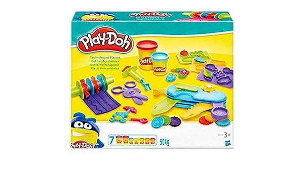 Hasbro- B6768 Play Doh Creaciones Divertidas Surtidas: Amazon.es ...