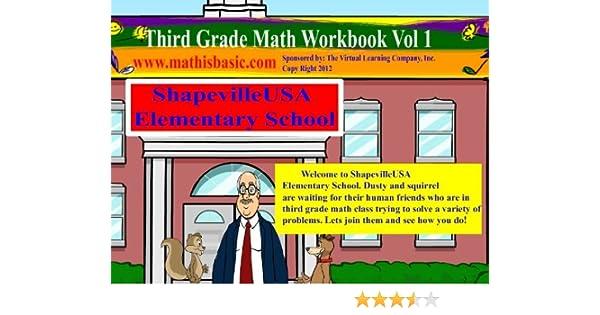 Third Class Math Book
