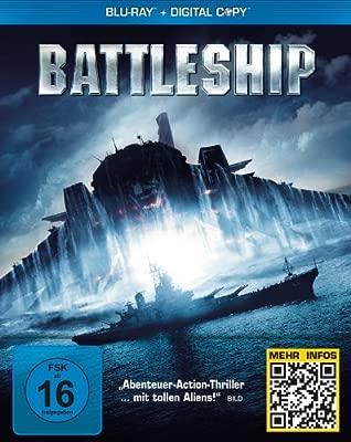 Battleship - Steelbook [Alemania] [Blu-ray]: Amazon.es: Liam ...