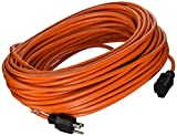 Prime Wire & Cable EC501635 100-Foot 16/3 SJTW Medium Duty Extension Cord, Orange
