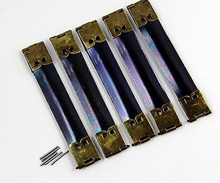 30- PACK Metal Internal Flex Frames Lot Kiss Clasp Bag Coin Purse (12cm) FORSUN