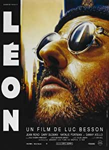 The Professional Poster Movie French B 11x17 Jean Reno Natalie Portman Gary O...