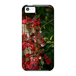 Randolphfashion2010 Iphone 5c Hybrid Cases Covers Bumper Man Nature