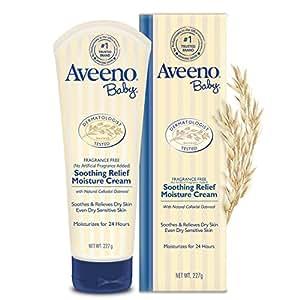 AVEENO Baby Soothing Relief Moisture Cream 8 oz