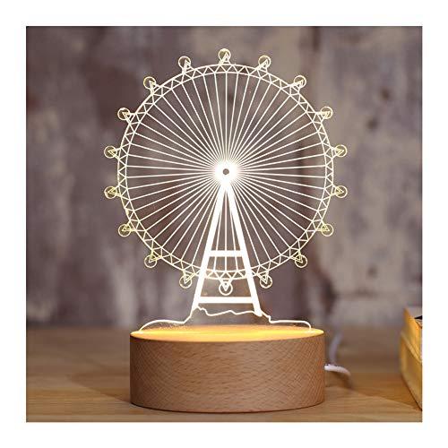 Ferris Wheel Led Lighting in US - 4