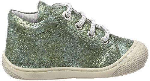 Naturino Baby Mädchen 3972 Sneaker, Grün (Verdino), 21 EU