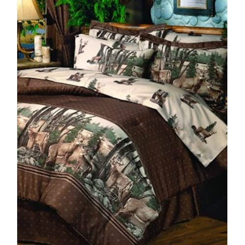 Image of All Seasons Bedding Whitetail Dreams - Twin Comforter Set