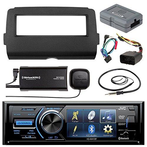 audio-bundle-for-2014-and-up-harley-jvc-kd-av41bt-3-marine-dvd-bluetooth-audio-receiver-combo-w-dash