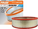 oldsmobile air filter - FRAM CA326 Extra Guard Round Plastisol Air Filter