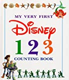 My Very First Disney 123 Counting Book, Disney Book Group Staff, 0786833408