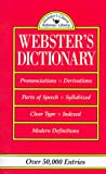Webster's Dictionary, , 0824102363