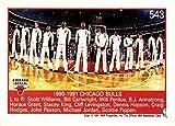 1991-92 NBA Hoops #543 Michael Jordan Basketball