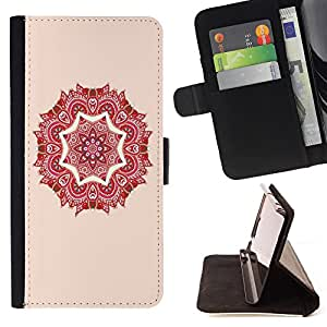 King Case - FOR HTC One M9 - ?ask you to be mine - Prima caja de la PU billetera de cuero con ranuras para tarjetas, efectivo Compartimiento desmontable y correa para la mu?eca