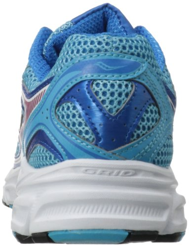 Saucony Women's Cohesion 7 Running Shoe Blue/Pink d22MY