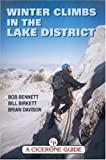 Winter Climbs in the Lake District (Cicerone Winter and Ski Mountaineering)